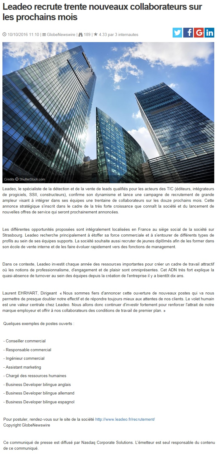 Communiqué-recrutement-Leadeo